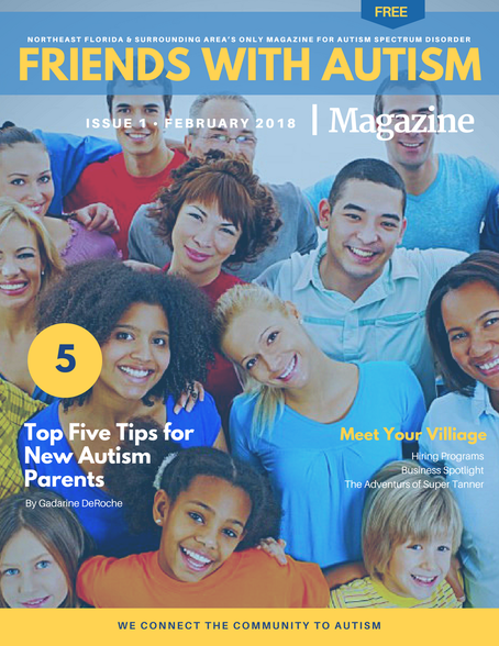 FWA Magazine - Making Strides For Autism: Creating a More